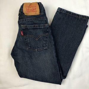LEVI STRAUSS- Boys 511 Jeans